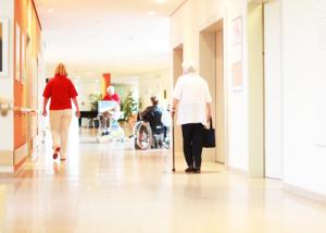 Keimbekämpfung in Alten- und Pflegeheimen