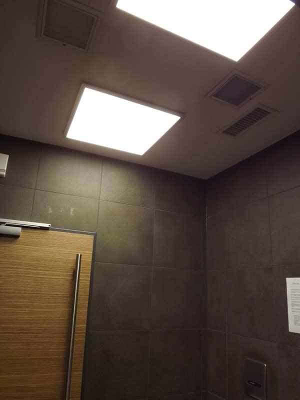 praxisbeispiel geruchssanierung mit hg lights in restauranttoilette hygiene leds zur. Black Bedroom Furniture Sets. Home Design Ideas
